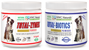 Total-Zymes® and Total-Biotics®